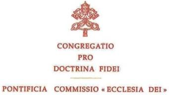 ecclesia dei logo