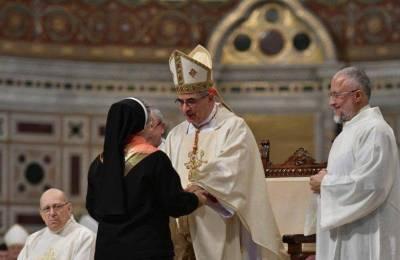 Beatificazione Clelia Merloni