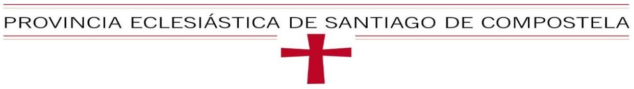 provincia eclesiastica compostela